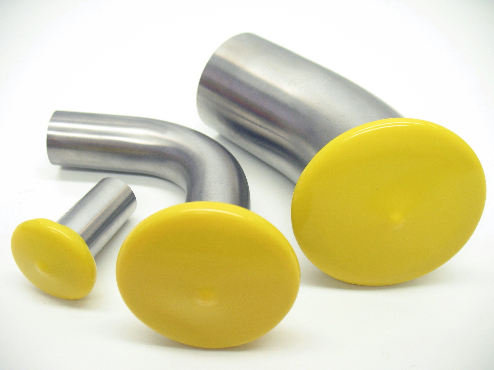 Sanitary tri clover flange protectors covers caps quot ebay